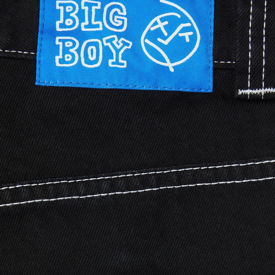 Polar Skate Co Big Boy Jeans - Black | Jeans by Polar Skate Co 5