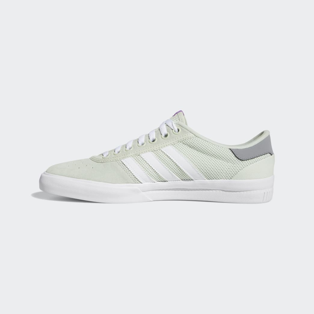 Adidas Lucas Premiere Shoes - Linen Green/Footwear White/Grey 3 | Shoes by adidas Skateboarding 6