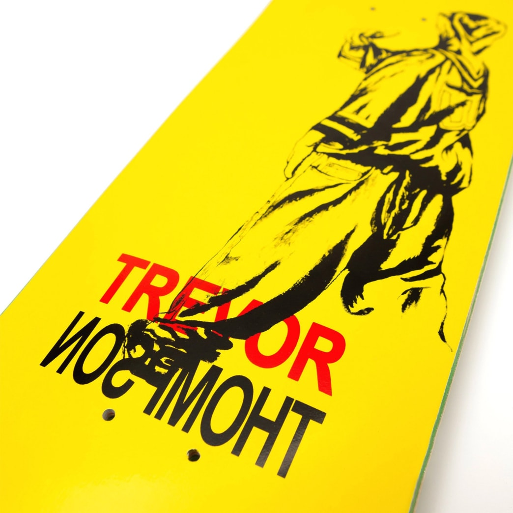 WKND Trevor Thompson Big Whaler Skateboard Deck - 8"