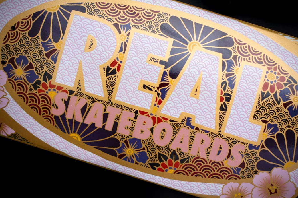 "Real Wilson Guest Artist Deck 8.25"" Full SE 