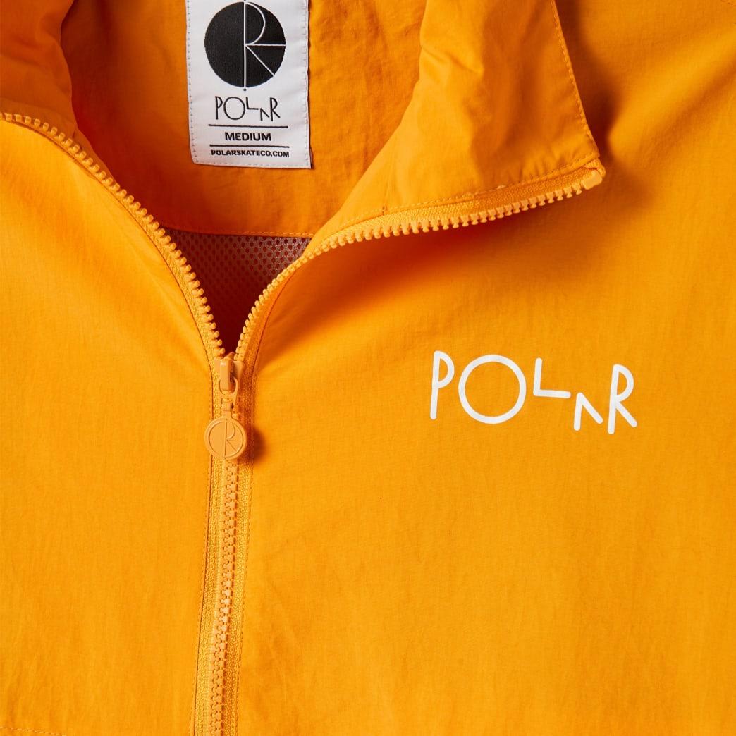 Polar Skate Co Coach Jacket - Yellow | Coach Jacket by Polar Skate Co 4