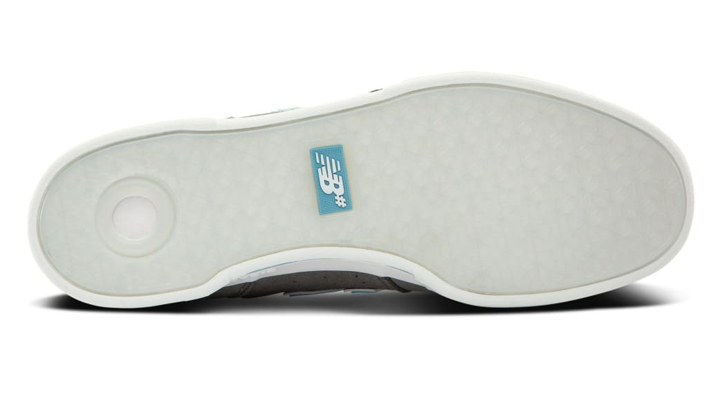 New Balance Numeric 288 Sport Skate Shoe - Grey / Blue   Shoes by New Balance 4
