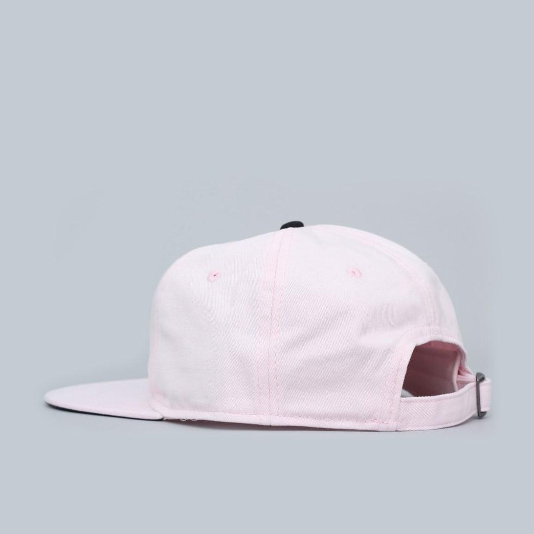 76f8ef5f58e1f Shop Welcome Talisman Unstructured Snapback Cap Pink   Black