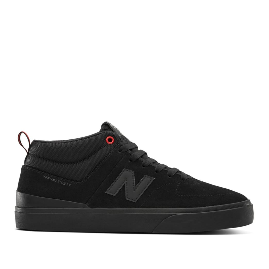 New Balance Numeric 379 Mid Skate Shoes - Black | Shoes by New Balance 1