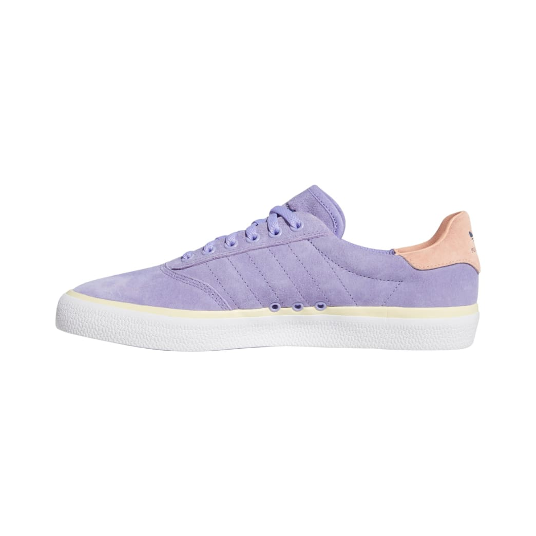 adidas Nora Vasconcellos 3MC Skateboarding Shoe - Light Purple/Mist Sun/Mist Sun | Shoes by adidas Skateboarding 2