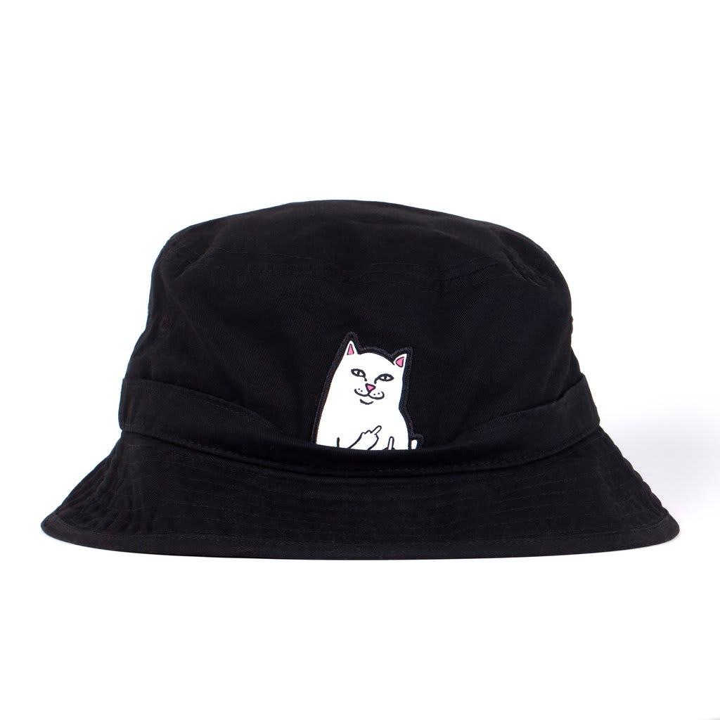 RipNdip Lord Nermal Bucket Hat | Bucket Hat by Ripndip 1
