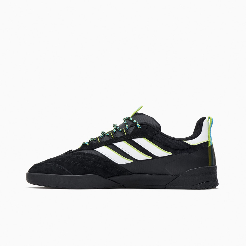 adidas Copa Nationale x Mike Arnold Skate Shoe - Core Black / FTWR White / Customised | Shoes by adidas Skateboarding 3