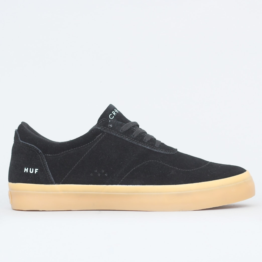 HUF Cromer 2 Shoes Black | Shoes by HUF 1