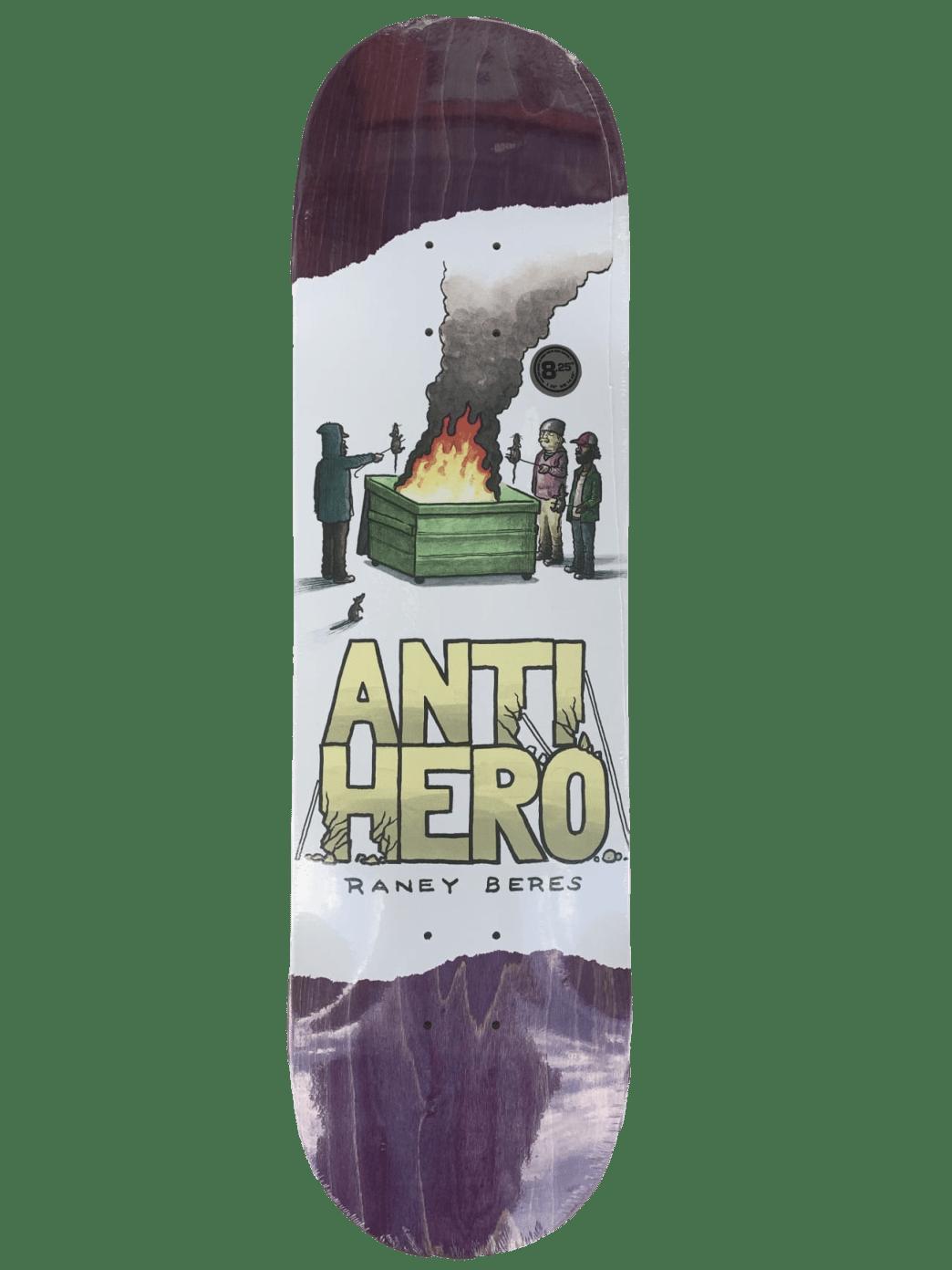 "Antihero Raney Beres Expressions Skateboard Deck - 8.25"" | Deck by Antihero Skateboards 1"