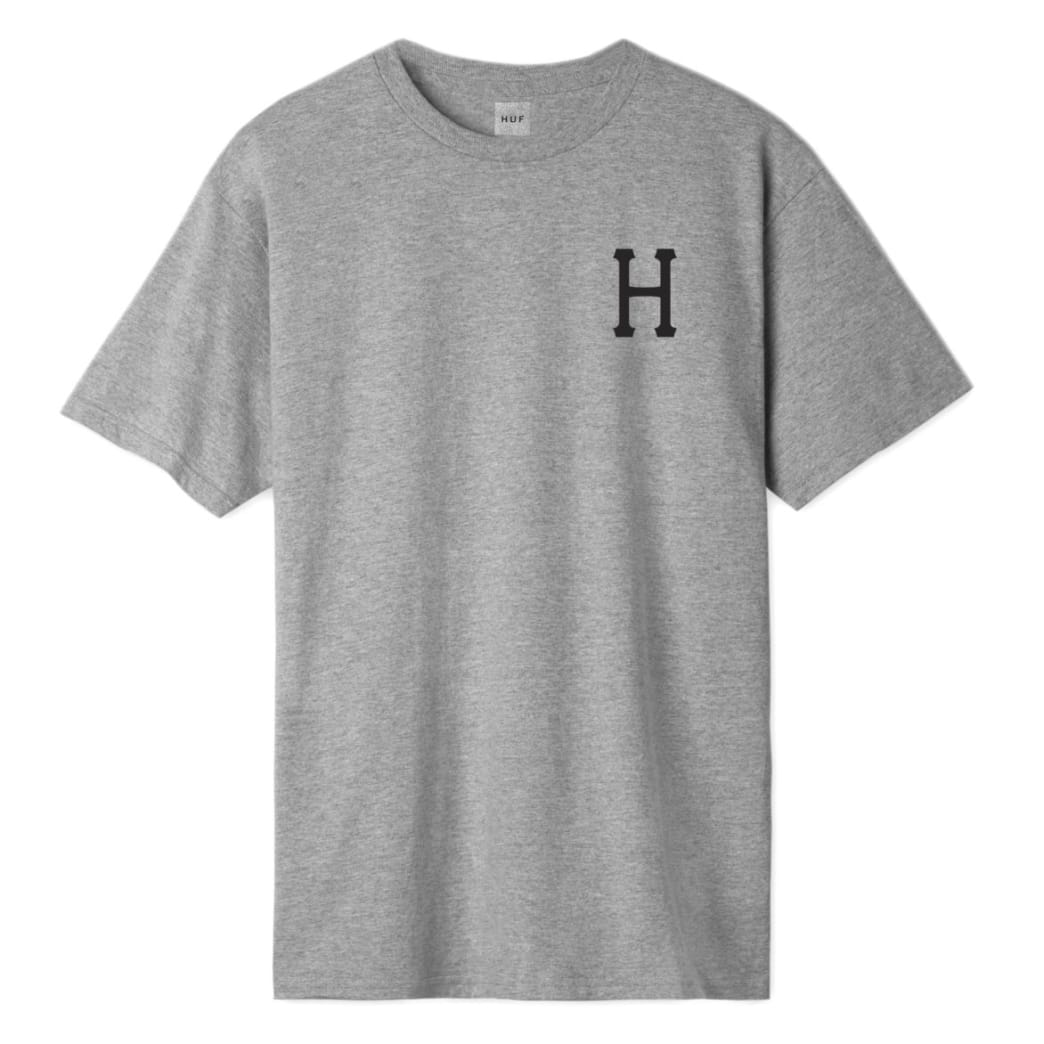 Huf Essentials Classic H Tee | T-Shirt by HUF 1