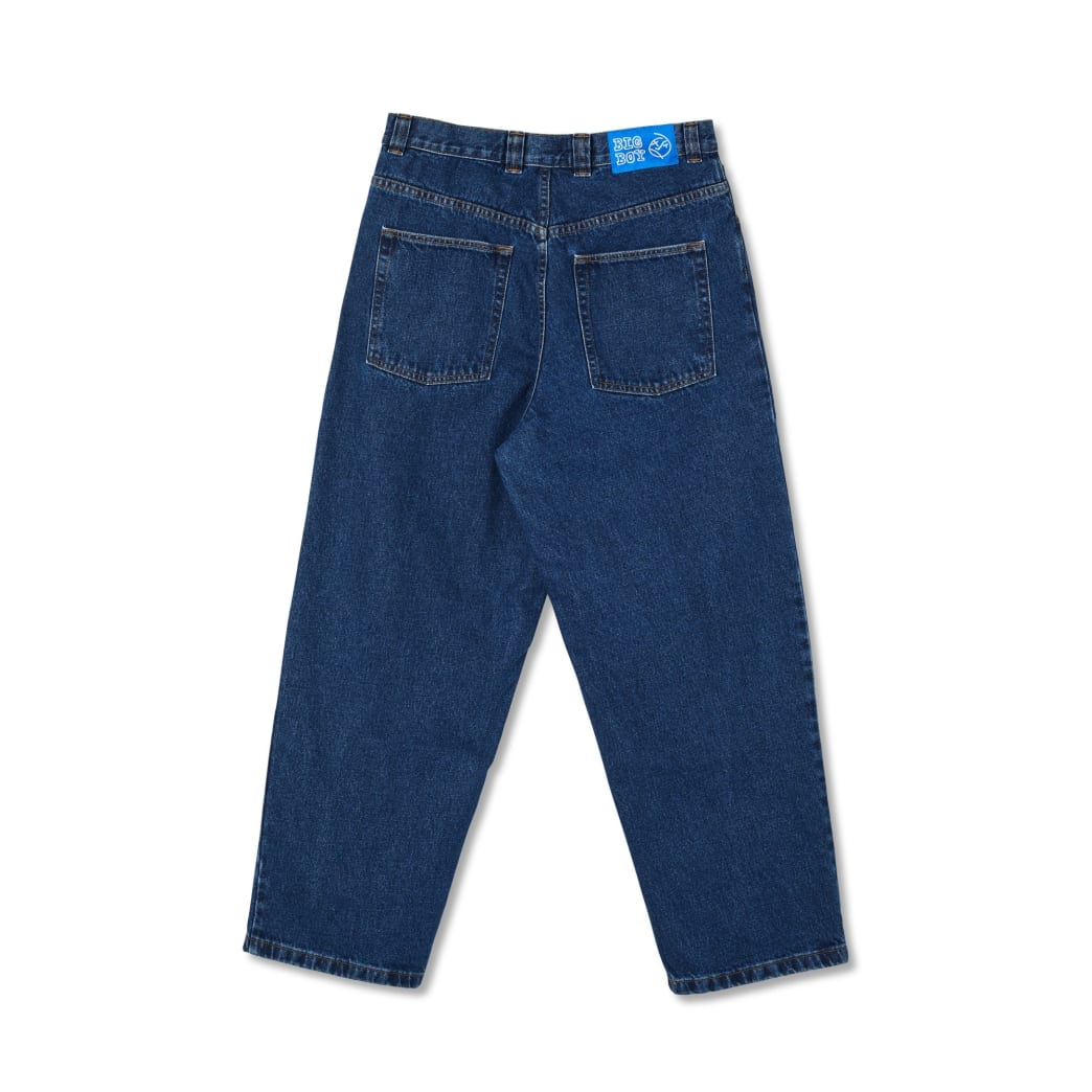 Polar Skate Co Big Boy Jeans - Dark Blue | Jeans by Polar Skate Co 2