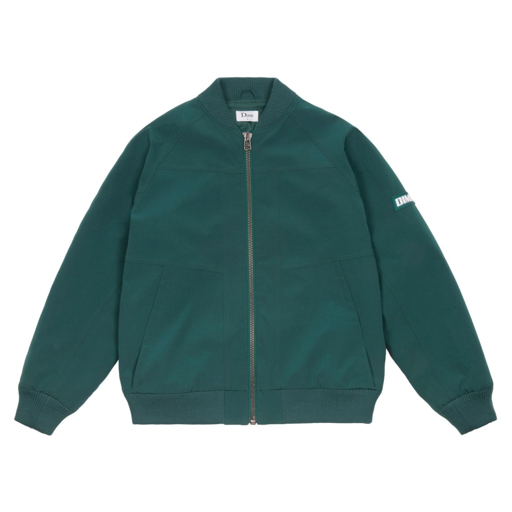 Dime MA1 Bomber Jacket - Emerald | Jacket by Dime MTL 1