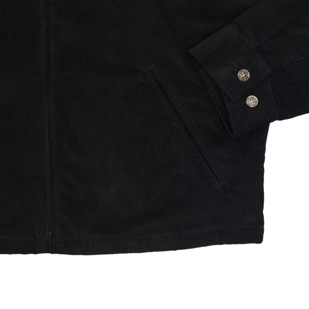 Yardsale YS Spider Corduroy Jacket - Black   Jacket by Yardsale 5