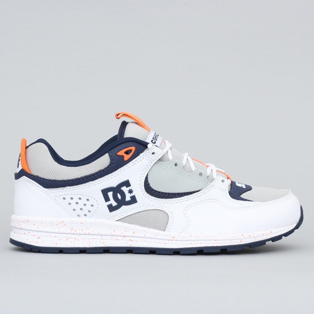 DC Kalis Lite SE Shoes Grey / White | Shoes by DC Shoes 1