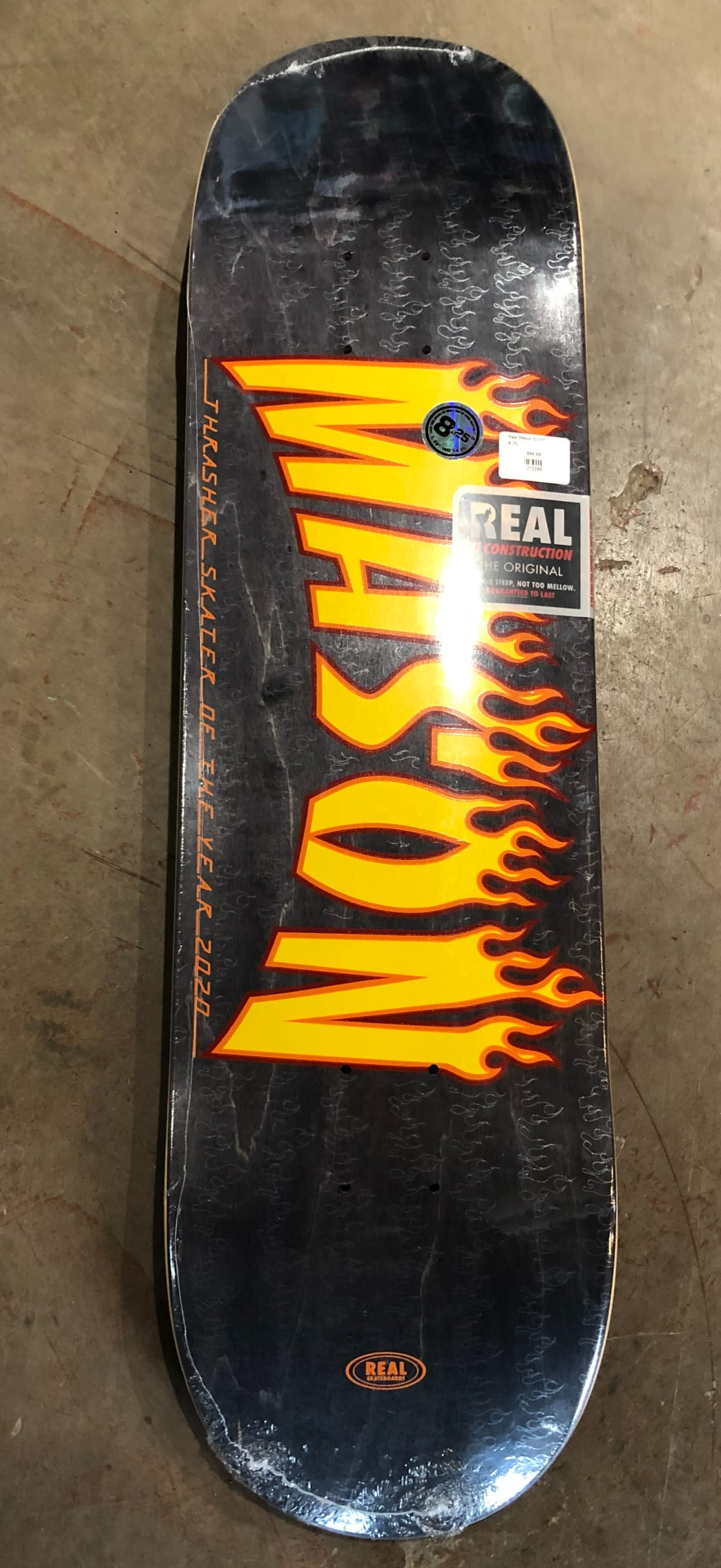 Real Mason SOTY Deck | Deck by Real Skateboards 1