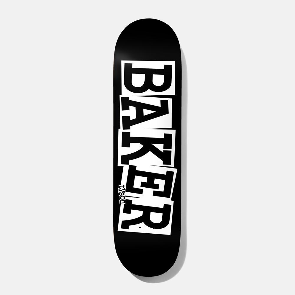 Baker Skateboards Tyson Ribbon Name Skateboard Deck - 8.475"