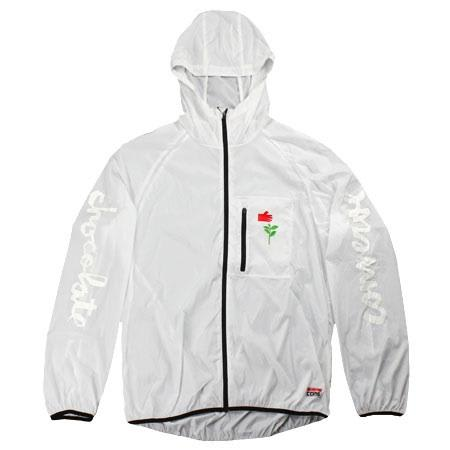 CONVERSE X CHOCOLATE JACKET - WHITE | Windbreaker by Converse Cons 1