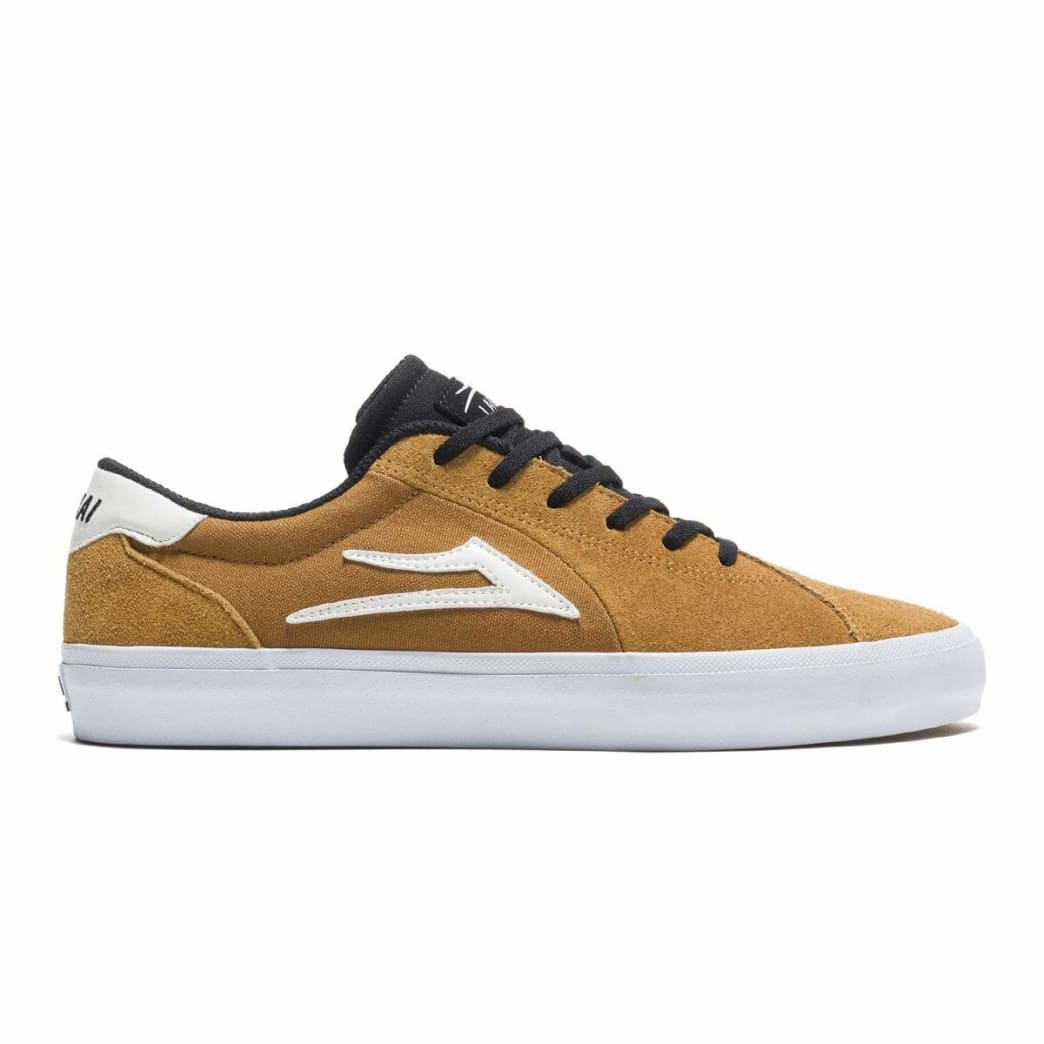 Lakai Flaco 2 Suede Skate Shoe - Tobacco | Shoes by Lakai 1