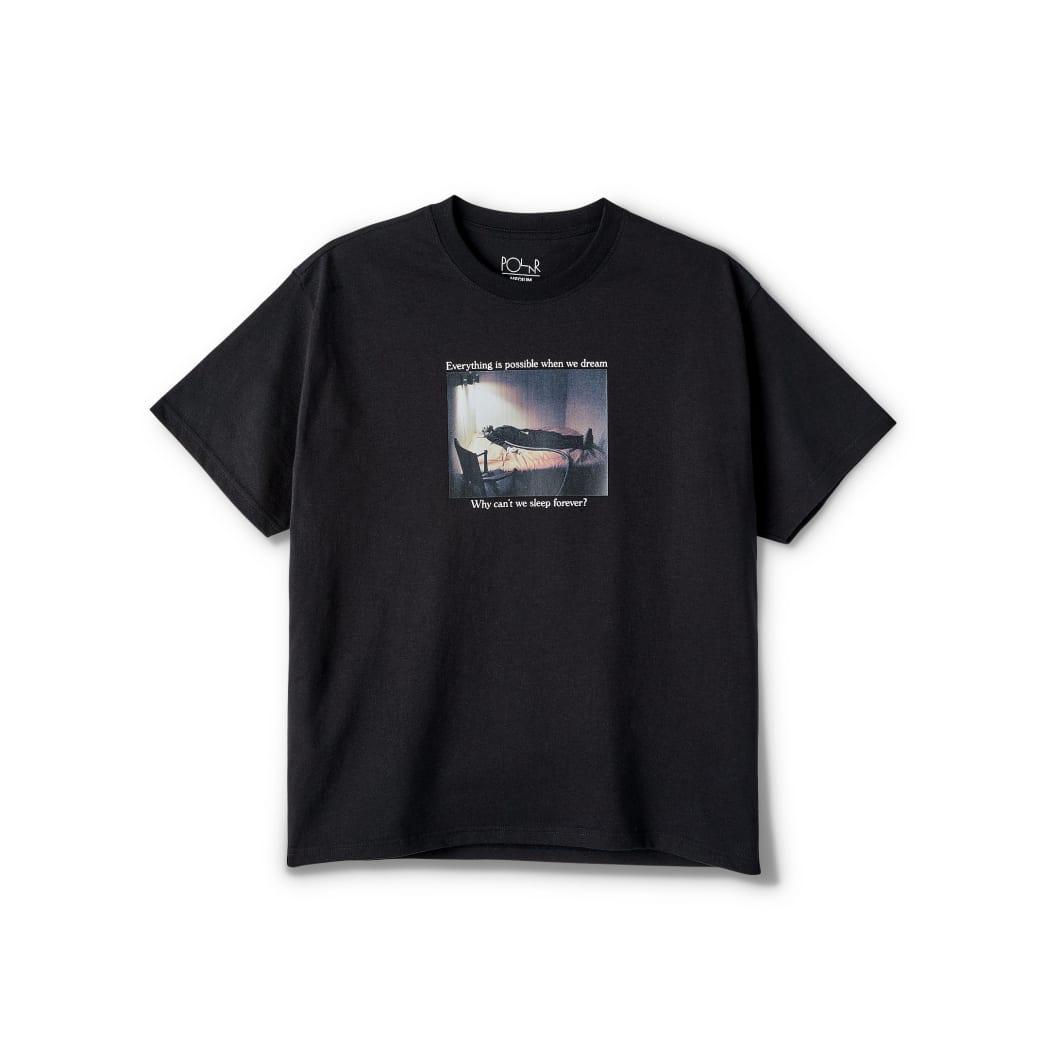 Polar Skate Co Everything T-Shirt - Black | T-Shirt by Polar Skate Co 1