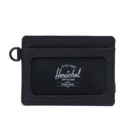 Herschel Charlie ID Wallet Black | Wallet by Herschel Supply Co. 1