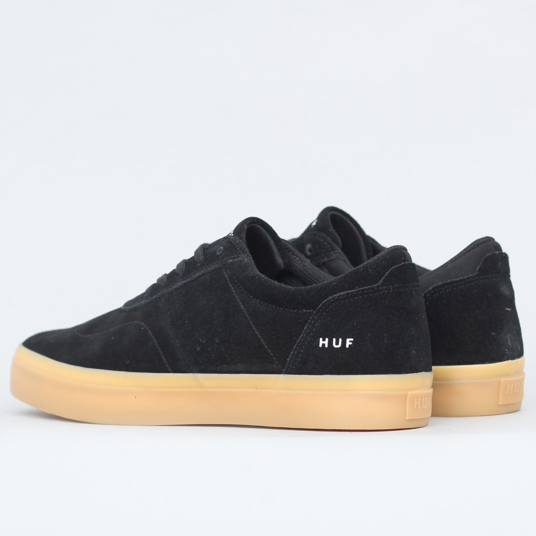 HUF Cromer 2 Shoes Black | Shoes by HUF 4