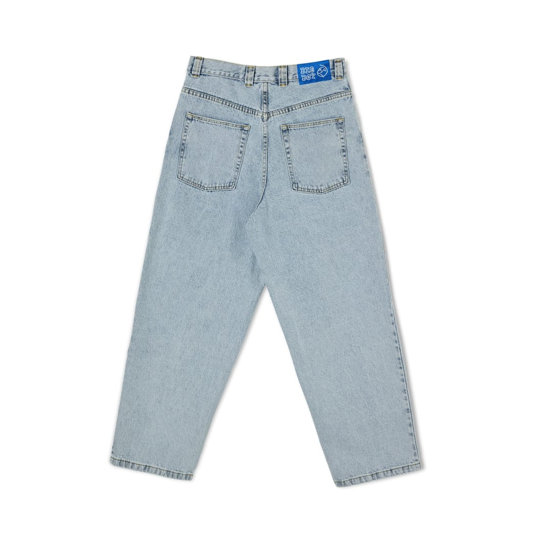 Polar Skate Co Big Boy Jeans - Light Blue | Jeans by Polar Skate Co 2