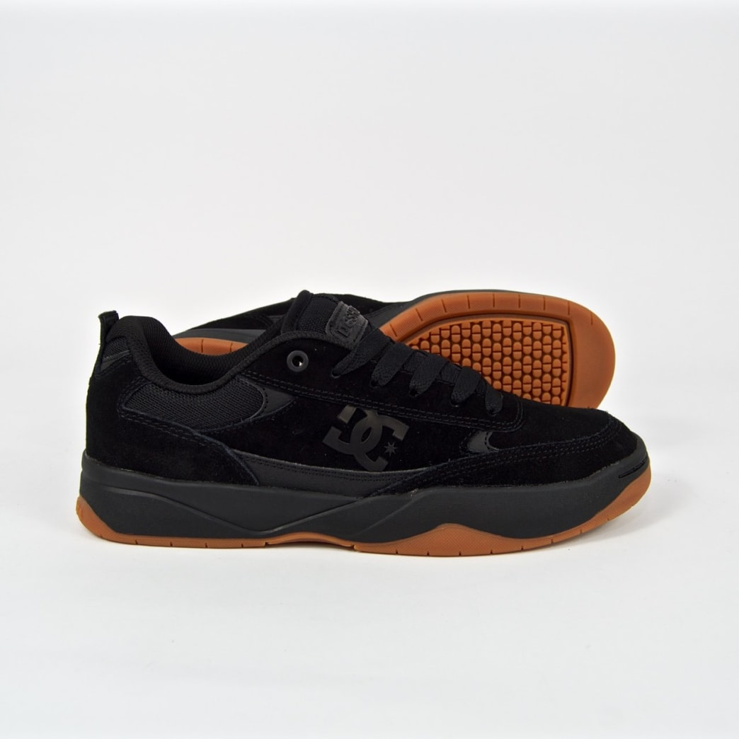 DC Shoes - Penza Shoes - Black / Gum | Shoes by DC Shoes 2