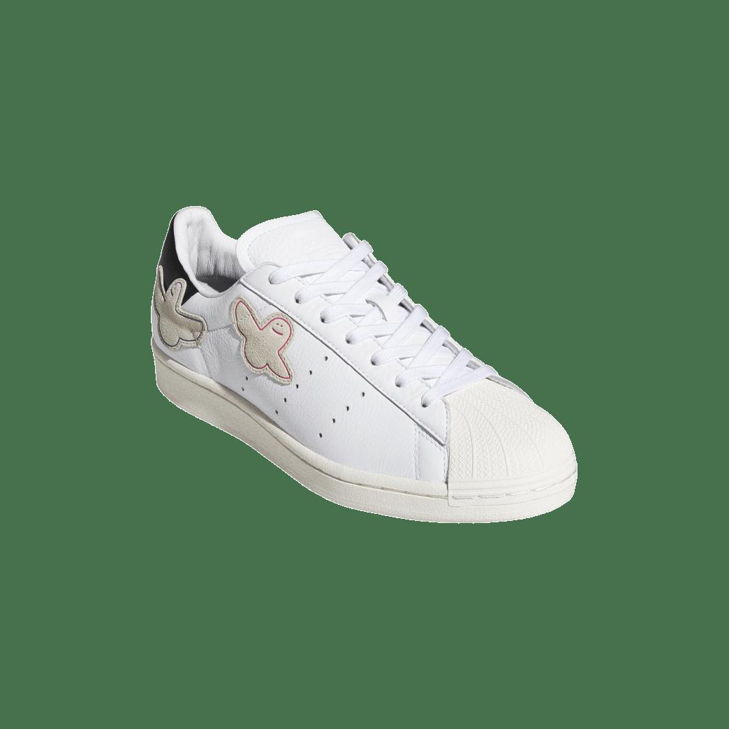 adidas Skateboarding Superstar ADV x Gonz Shoes - Cloud White / Core Black / Chalk White | Shoes by adidas Skateboarding 5
