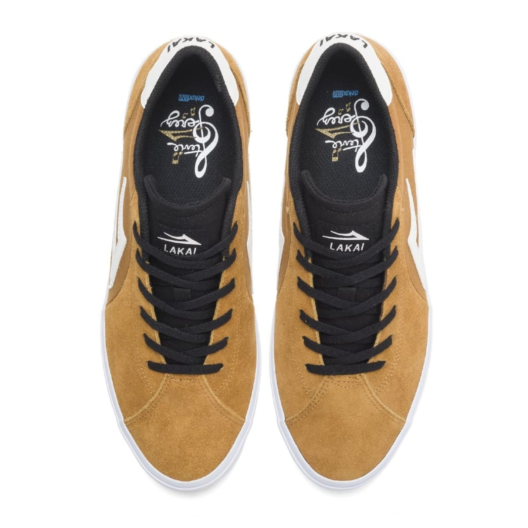 Lakai Flaco 2 Suede Skate Shoe - Tobacco | Shoes by Lakai 3