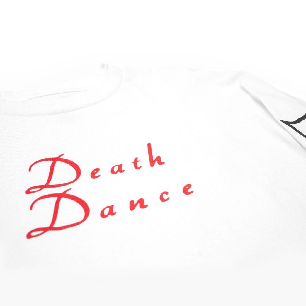 WKND Death Dance Long Sleeve T-Shirt - White | Longsleeve by WKND 3