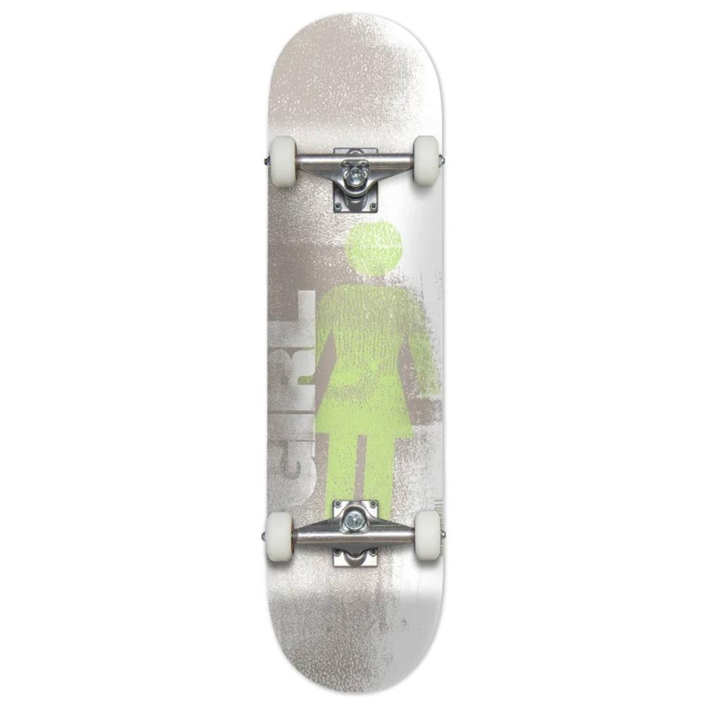 "Girl Skateboards - Neils Bennett Roller OG Complete Skateboard 8"" Wide 