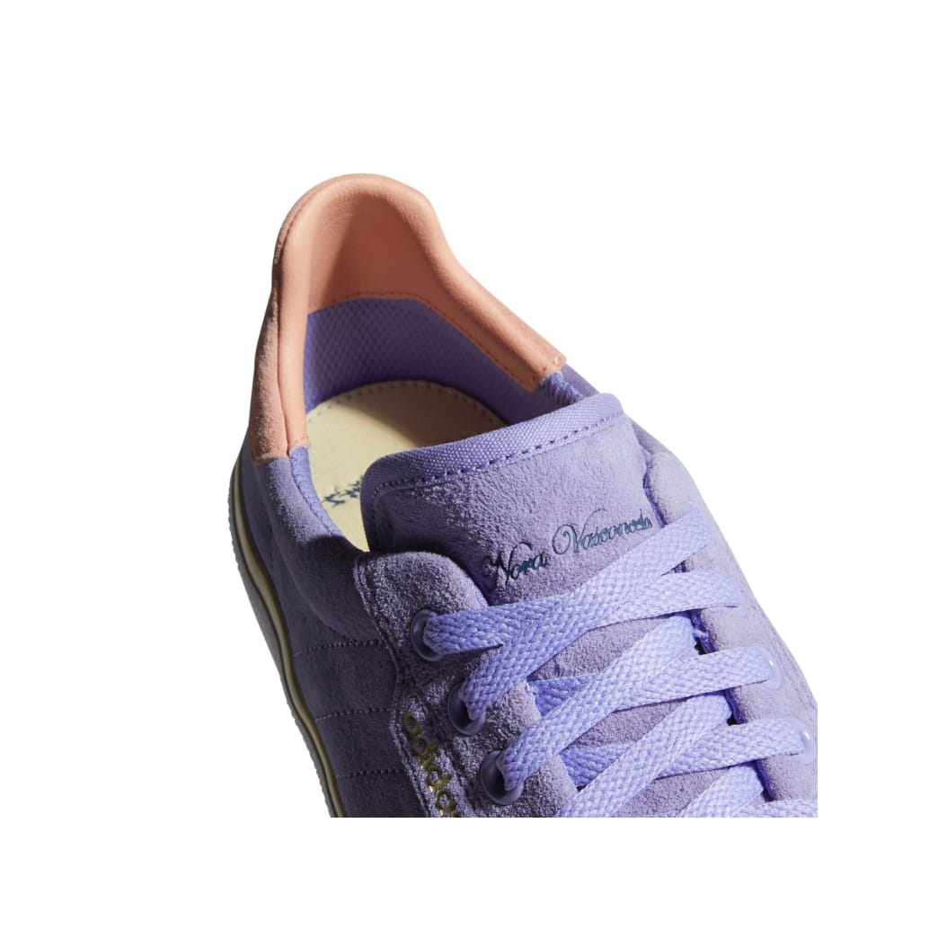 adidas Nora Vasconcellos 3MC Skateboarding Shoe - Light Purple/Mist Sun/Mist Sun | Shoes by adidas Skateboarding 6