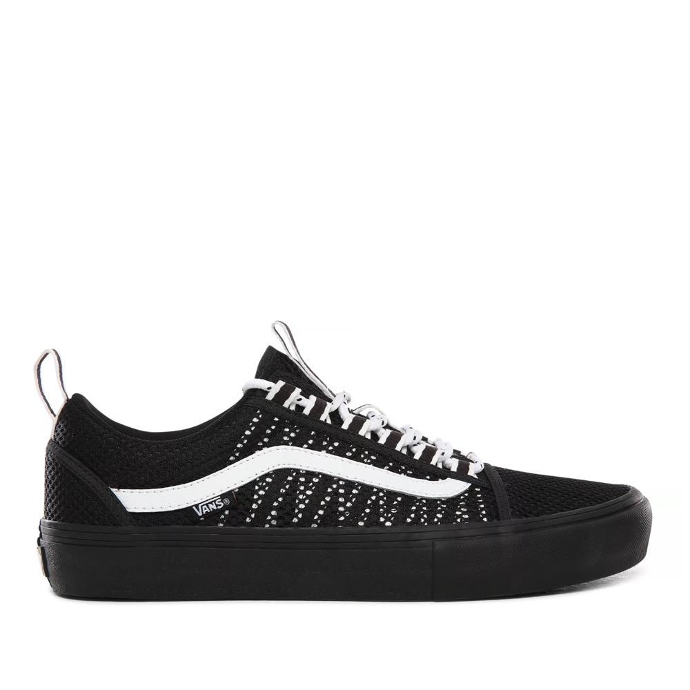 Vans Old Skool Sport Pro Skate Shoes - Black / Black | Shoes by Vans 1