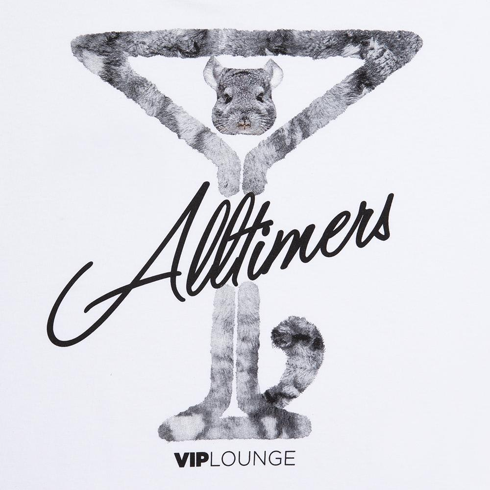Alltimers Chinchilla Logo T-Shirt - White | T-Shirt by Alltimers 3