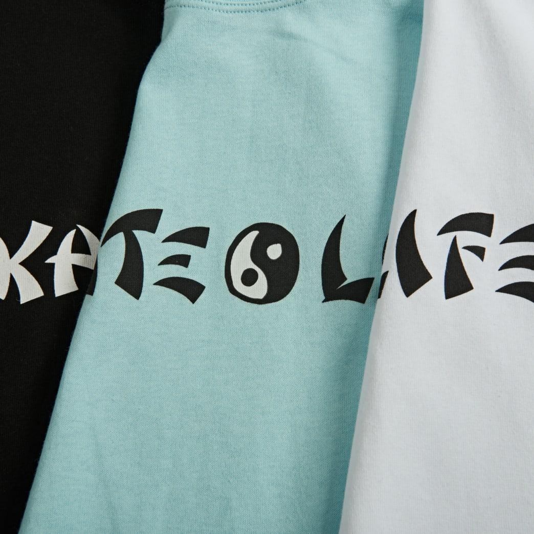 Polar Skate Co Skatelife T-Shirt - Aquamarine | T-Shirt by Polar Skate Co 3