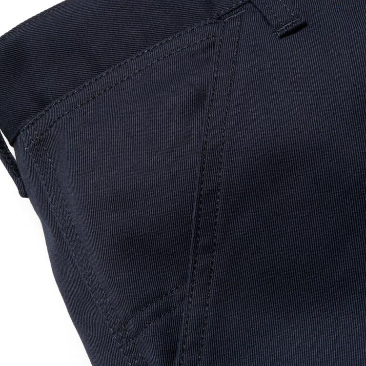 Carhartt WIP Simple Pant - Dark Navy Rinsed | Trousers by Carhartt WIP 8