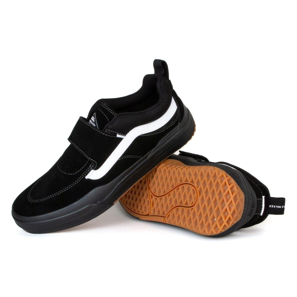 Vans Kyle Walker Pro 2 Skate Shoes - Black / Black | Shoes by Vans 2