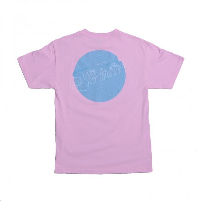 Quasi Skateboards Wired T-Shirt - Pink   T-Shirt by Quasi Skateboards 1