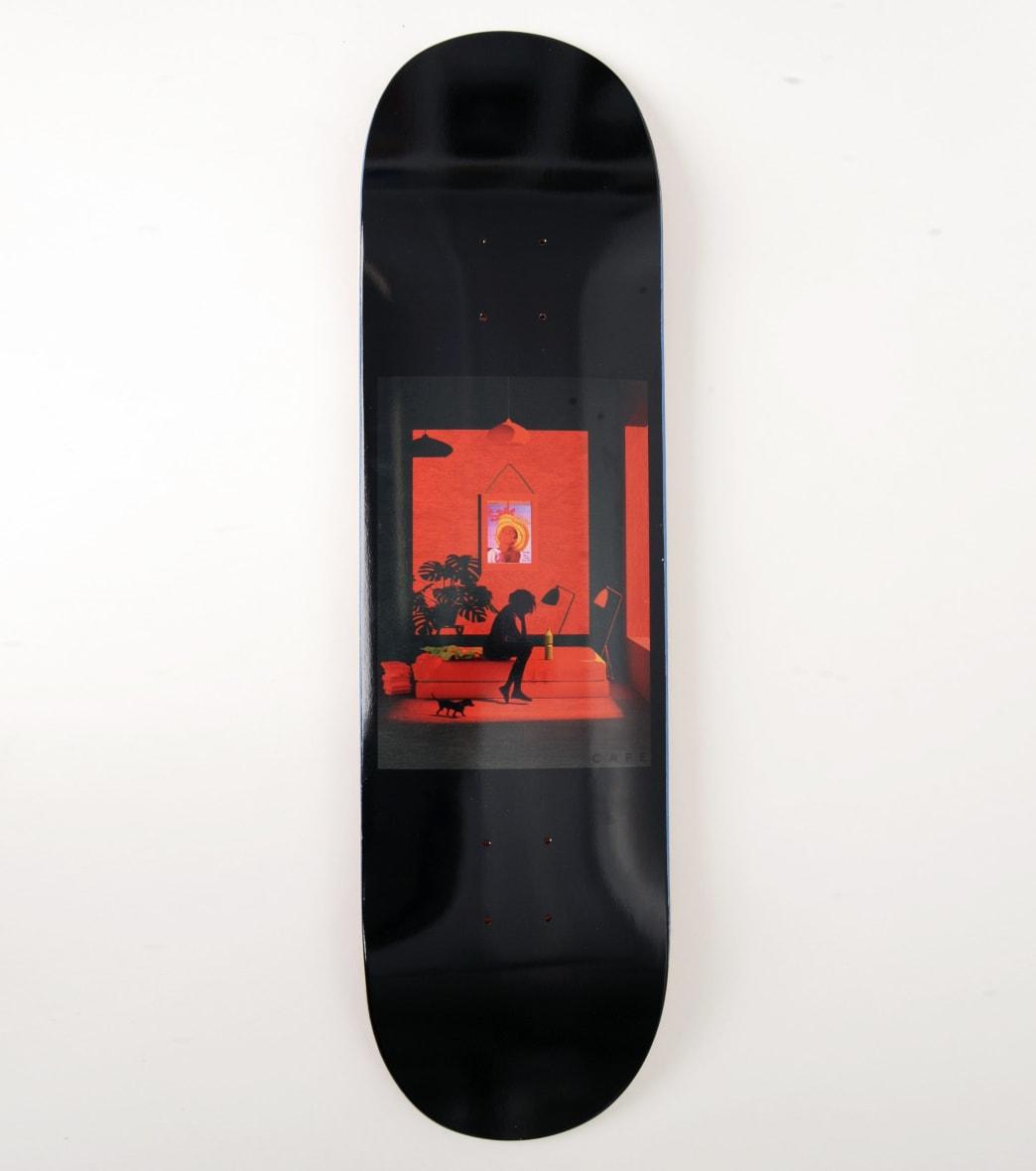 "Skateboard Cafe Liberated Skateboard Deck - 8.5""   Deck by Skateboard Cafe 1"