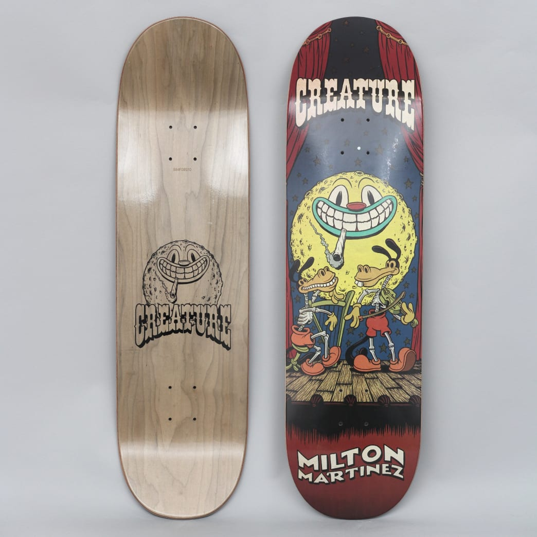 Creature 8.8 Martinez Festival Pro Skateboard Deck | Deck by Creature Skateboards 1