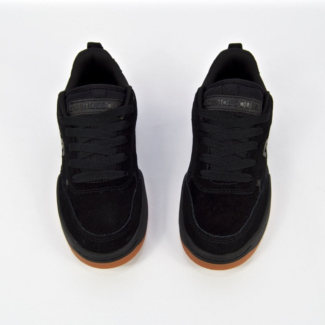 DC Shoes - Penza Shoes - Black / Gum | Shoes by DC Shoes 4