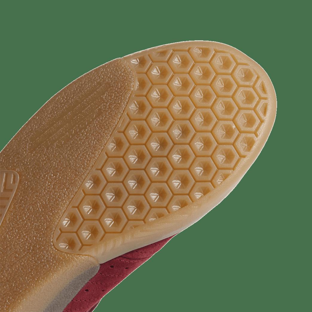 adidas 3ST.003 Skate Shoes - Collegiate Burgundy / Gum 4 / Gold Met | Shoes by adidas Skateboarding 9