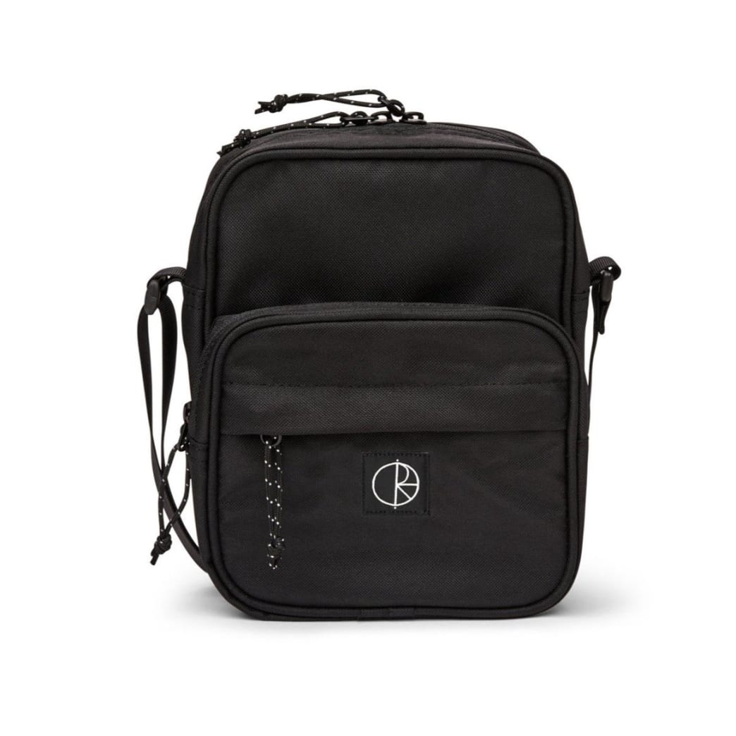 Polar Skate Co. - Cordura Pocket Dealer Bag - Black   Pouch Bag by Polar Skate Co 1