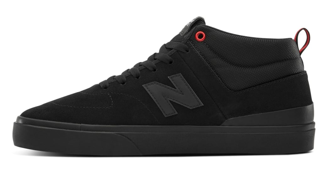 New Balance Numeric 379 Mid Skate Shoes - Black | Shoes by New Balance 2