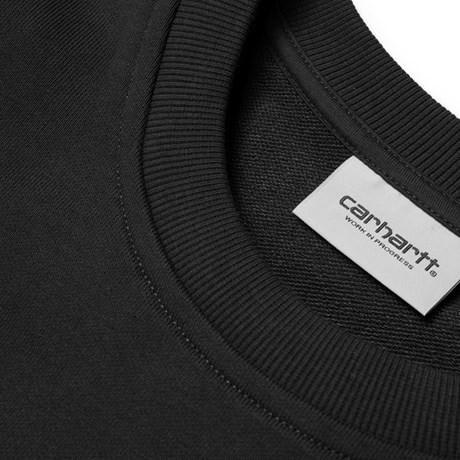 Carhartt Sweatshirt - Black/White | Sweatshirt by Carhartt 2