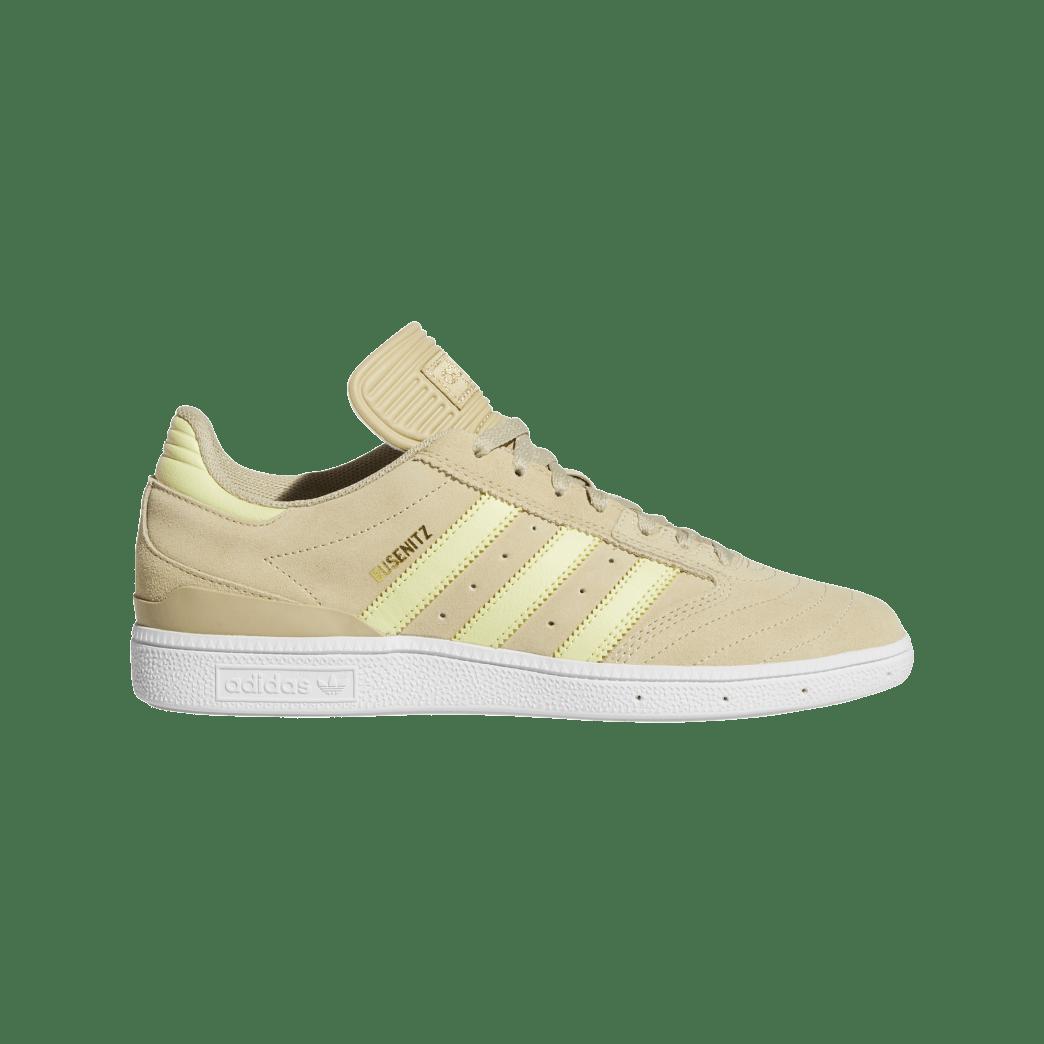Adidas Busenitz Skate Shoes - Savannah / Yellow Tint / Cloud White | Shoes by adidas Skateboarding 1