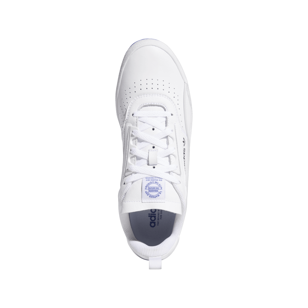 adidas Liberty Cup Skate Shoe - FTWR White / Team Royal / Silver Met | Shoes by adidas Skateboarding 2