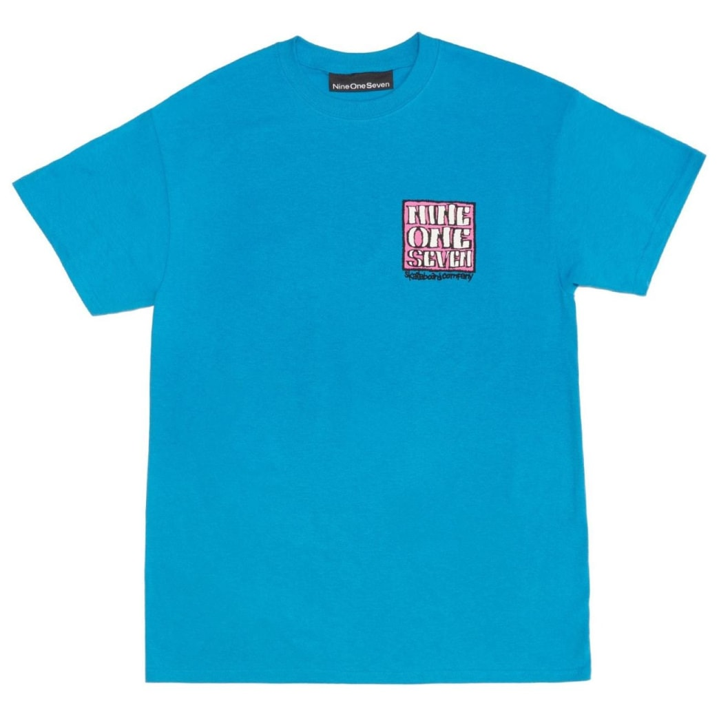 Call Me 917 Old Deal T-Shirt - Blue | T-Shirt by Call Me 917 2