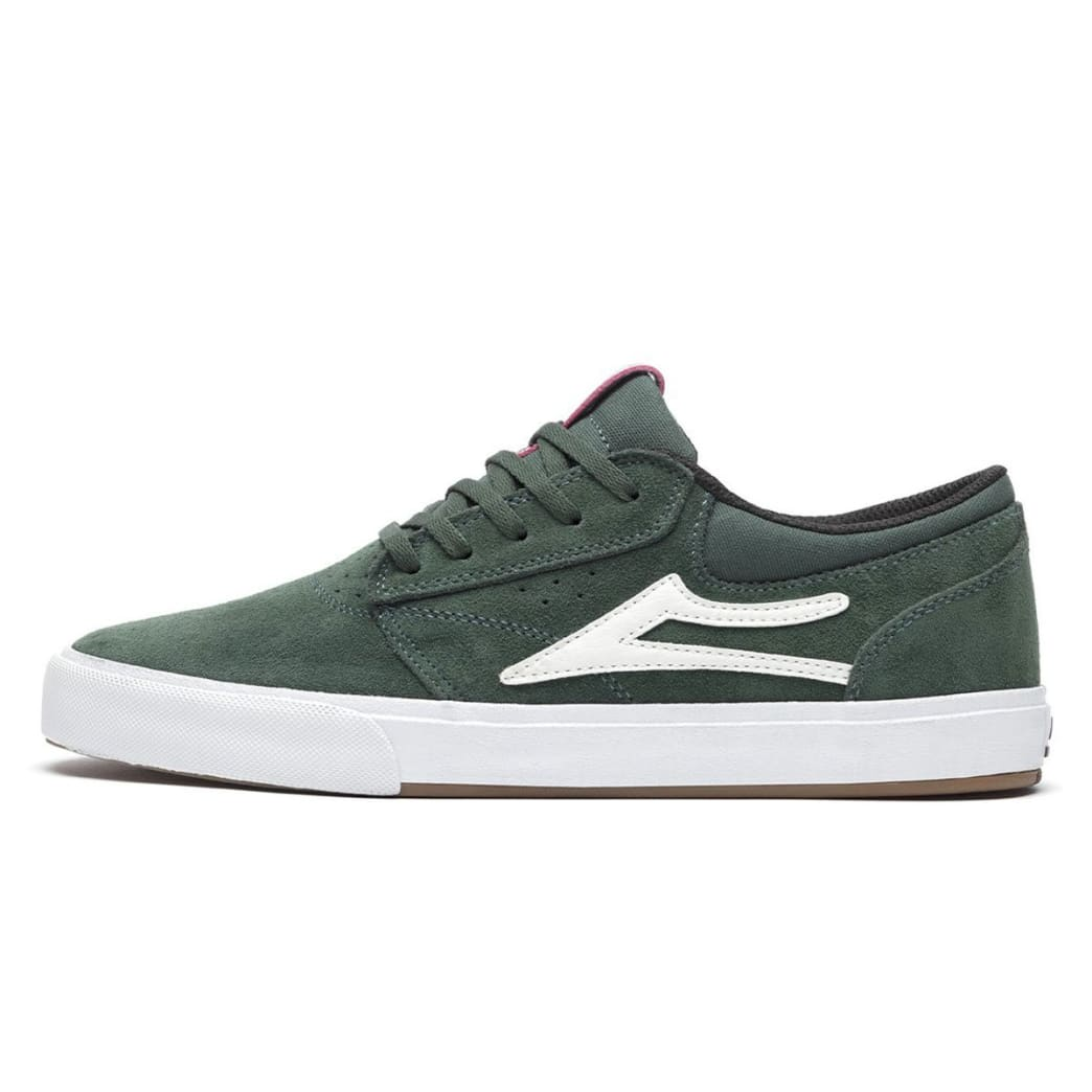 Lakai Griffin VLK Shoes - Pine Suede | Shoes by Lakai 1