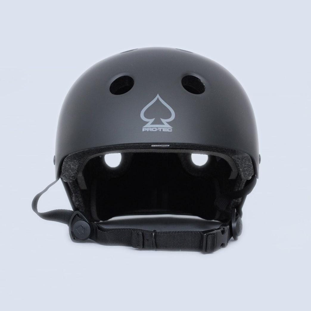 Pro-Tec Classic Certified Helmet Matte Black | Helmet by Pro-Tec 1